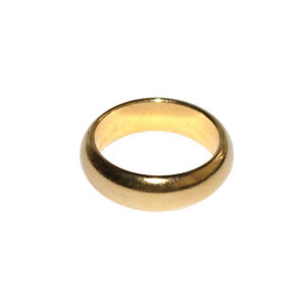 Magnetic ring - Gold - 18 mm