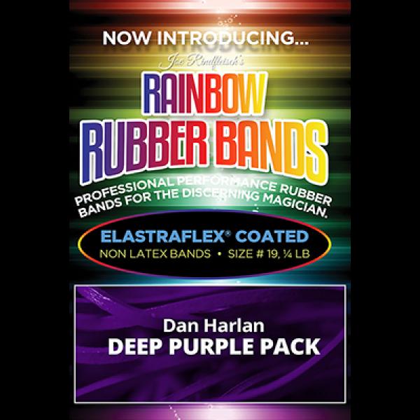 Joe Rindfleisch's Rainbow Rubber Bands (Dan Harlan...