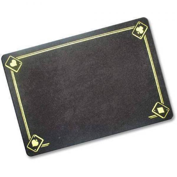 Professional Close Up Pad with printed Aces - Blac...