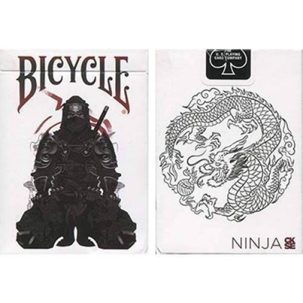 Bicycle Feudal Ninja Deck (Limited Edition) by Cro...