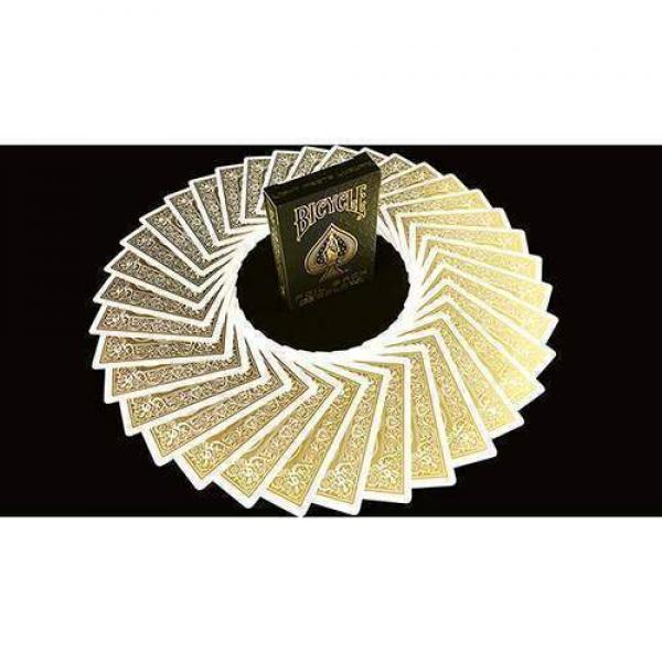 Bicycle MetalLuxe Gold Playing Cards Limited Editi...