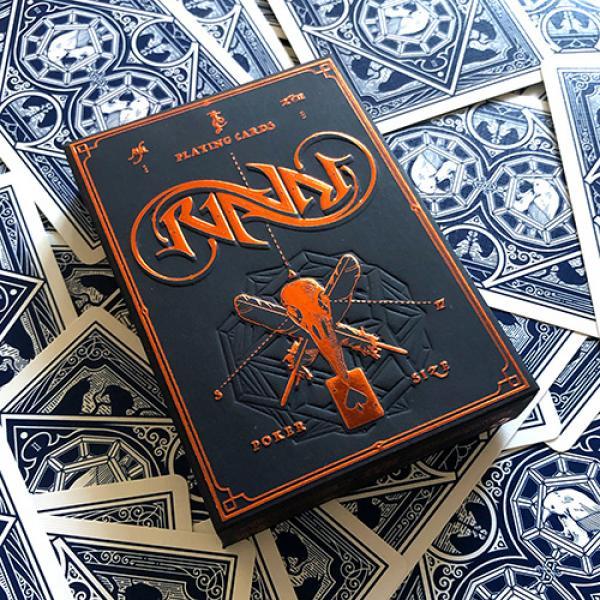 Ravn Mani Playing Cards Designed by Stockholm17