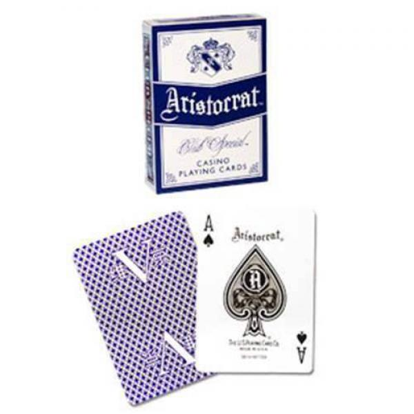Aristocrat - V  - blue back