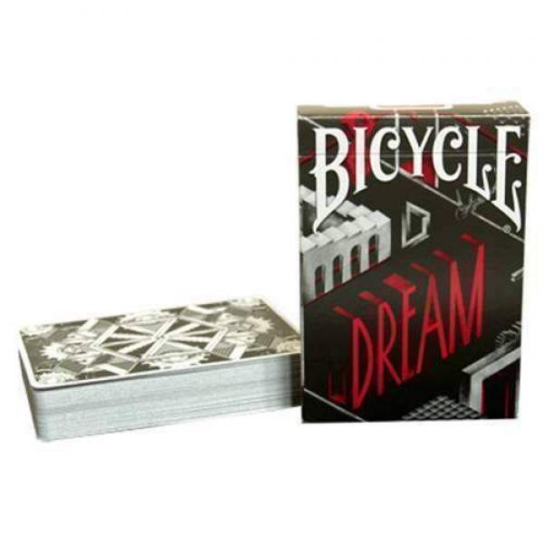 Bicycle Dream Playing Cards (Silver Edition) by Ca...