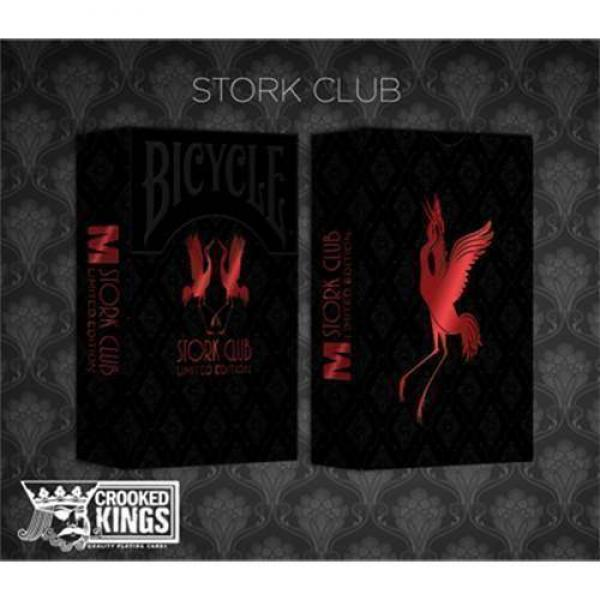 Bicycle Made Stork Club (Limited Edition) Deck by ...