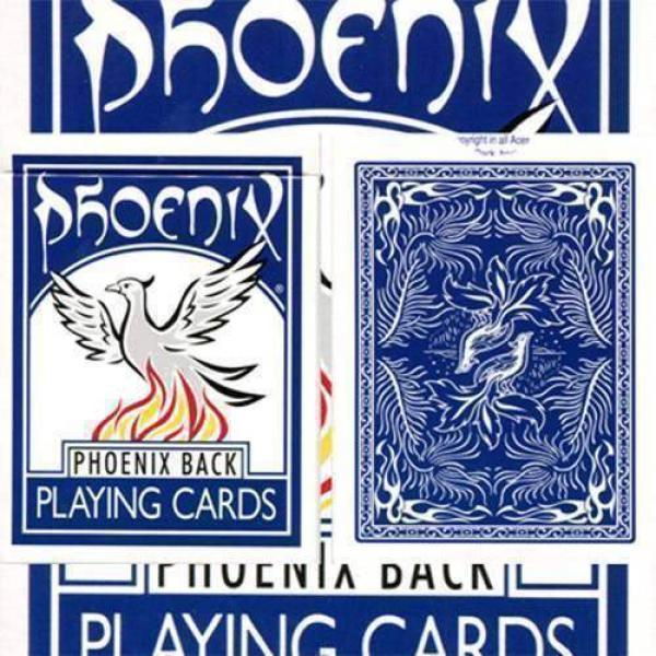 Phoenix Double Decker (blue deck and a blue 2way f...