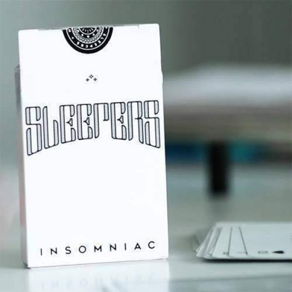Sleepers V2 Insomniac Playing Cards