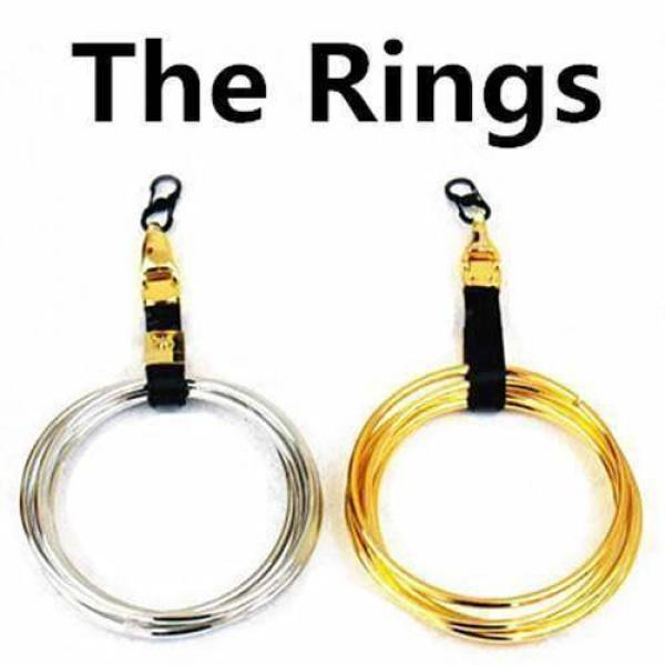 The Rings (Gold Rings and DVD) by Raymond Iong