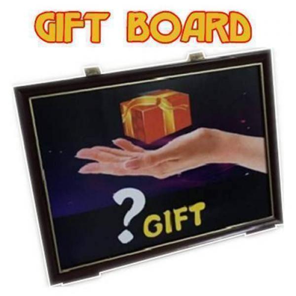 4D Gift Board