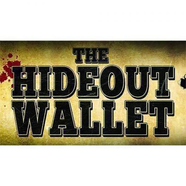 Alakazam Presents Hideout V2 Wallet (DVD and Gimmi...
