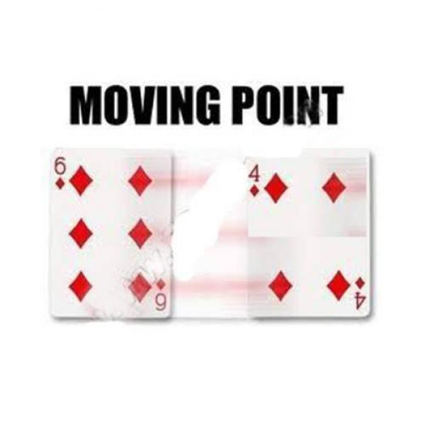 Moving Points - 4 of Diamonds to 6D