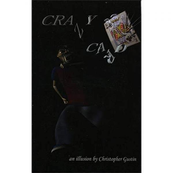Crazy Card booklet Gustin
