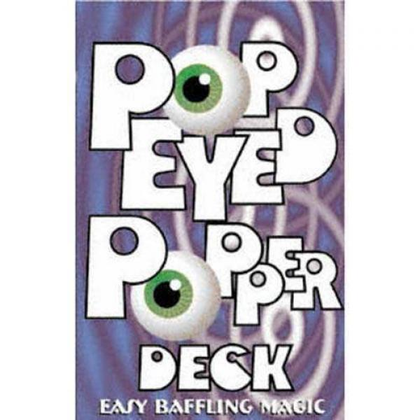 Pop Eyed Popper Bicycle Blue