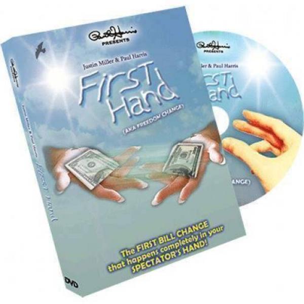 Paul Harris Presents First Hand (AKA Freedom Chang...