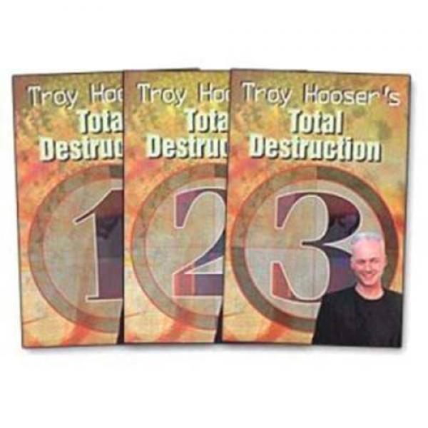 Troy Hooser - Total Destruction Set (1-3) - DVD