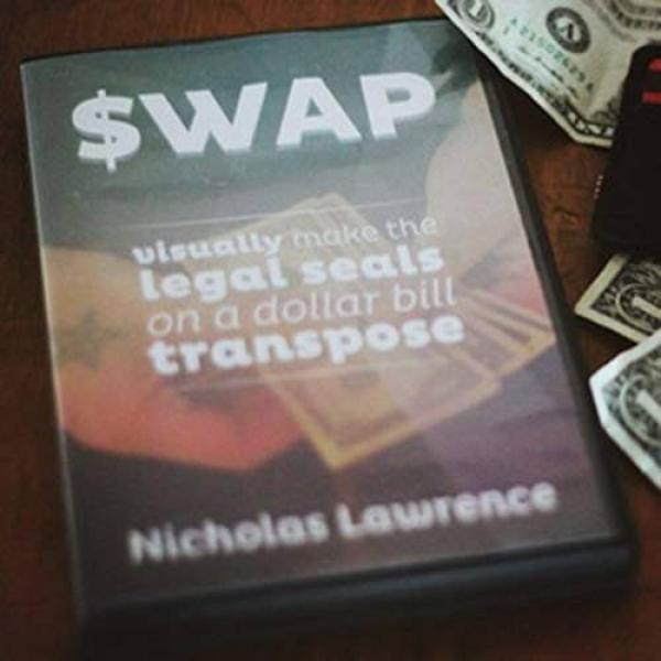 $WAP (DVD and Gimmick) by Nicholas Lawerence
