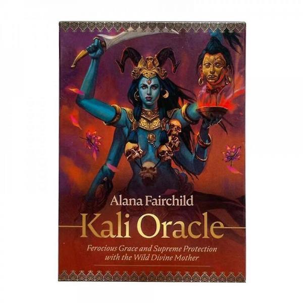 Kali Oracle Tarot by Alana Fairchild
