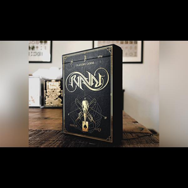 Ravn Eclipse Playing Cards Designed by Stockholm17
