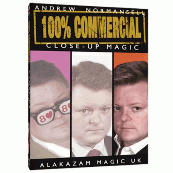 100 percent Commercial Volume 3 - Close-Up Magic b...