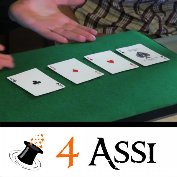SoloMagia - 4 Aces - Video Download