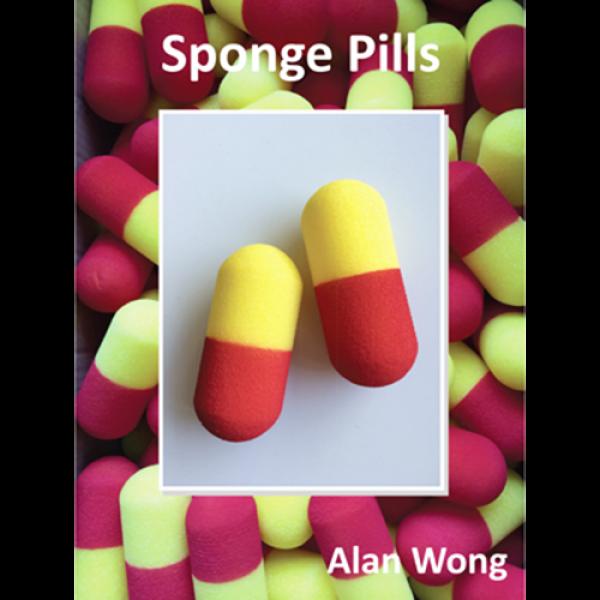 Sponge Pills by Alan Wong
