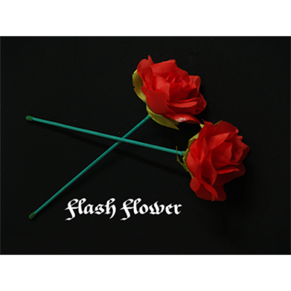 Red Flash Flower (2pk.) - by GD Wu & GT magics...