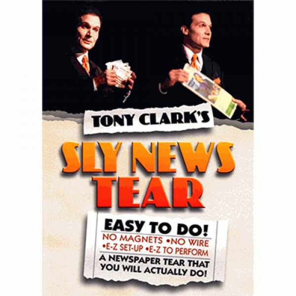 Sly News Tear by Tony Clark DOWNLOAD