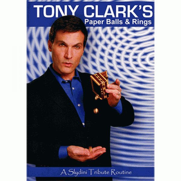 Paper Balls And Rings by Tony Clark DOWNLOAD