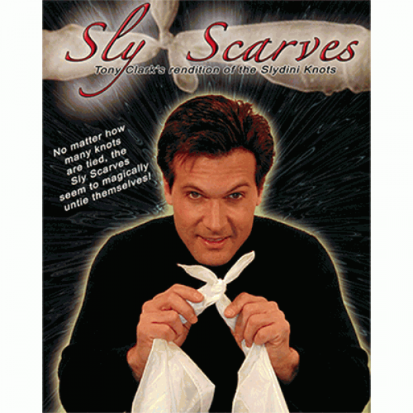 Sly Scarves (Scarves NOT Included) by Tony Clark -...