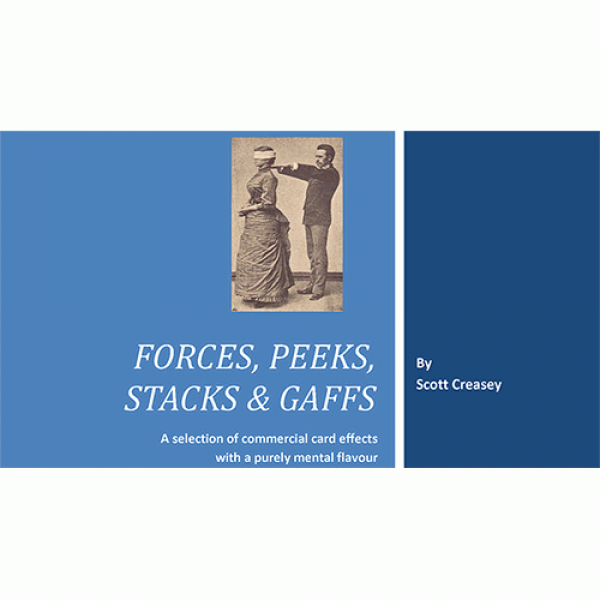 Forces, Peeks, Stacks & Gaffs Ebook - Mentalis...