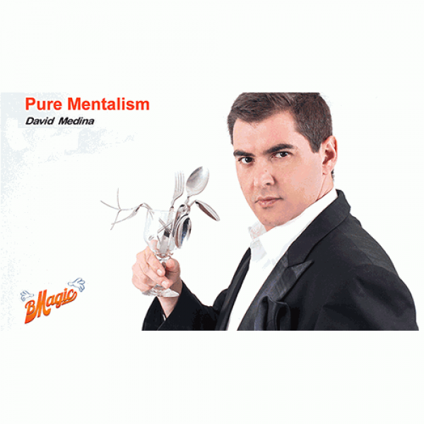 Pure Mentalism by David Medina (Portuguese Languag...