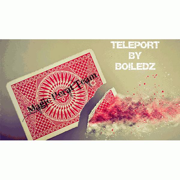 Teleport by Boiledz - Magic Heart Team video downl...