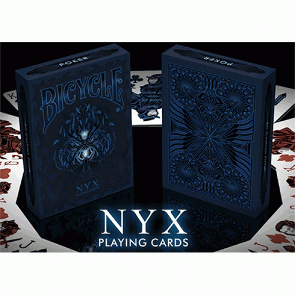 Bicycle NYX Playing Cards by Collectable Playing C...
