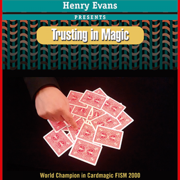 Trusting in Magic (DVD and Blue Gimmick) by Henry ...