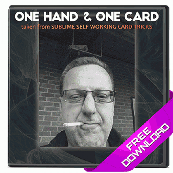 One Hand & One Card (Excerpt from Sublime Self...