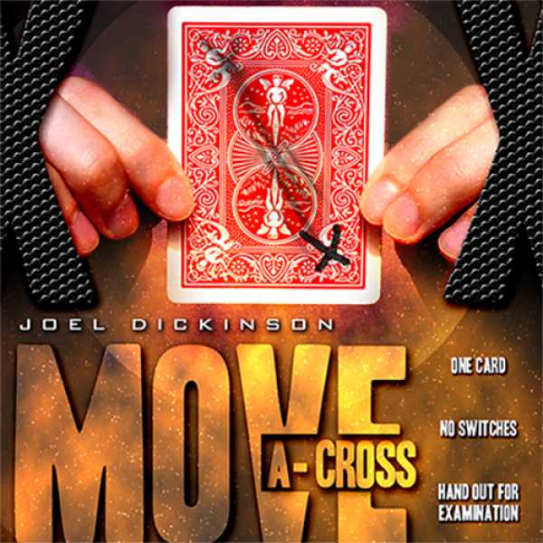 Move Across by Joel Dickinson Mixed Media DOWNLOAD