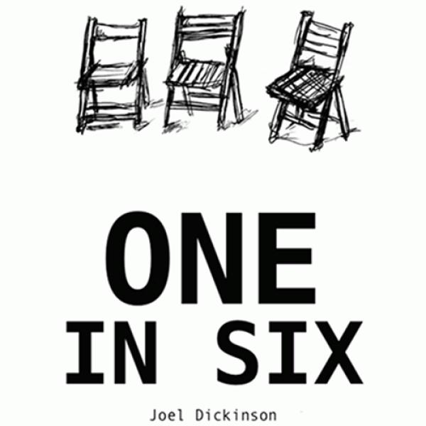 One in Six by Joel Dickinson eBook DOWNLOAD