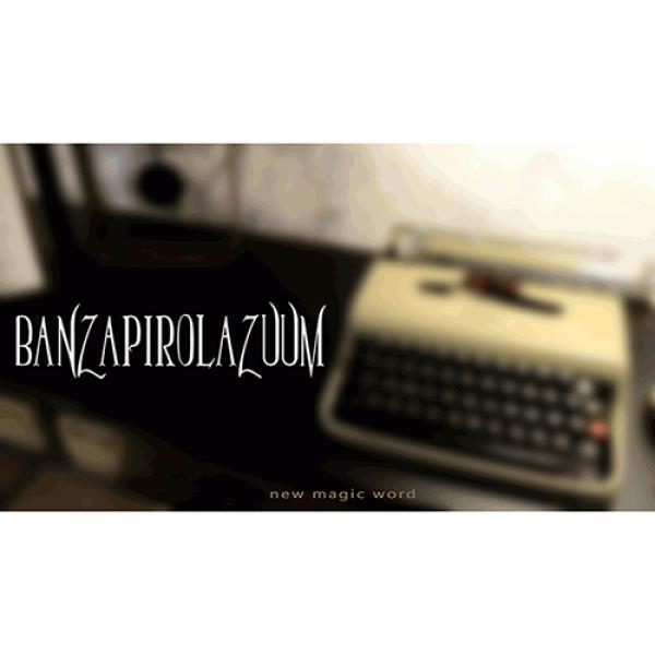 Banzapirolazuum by Sandro Loporcaro (Amazo) video ...