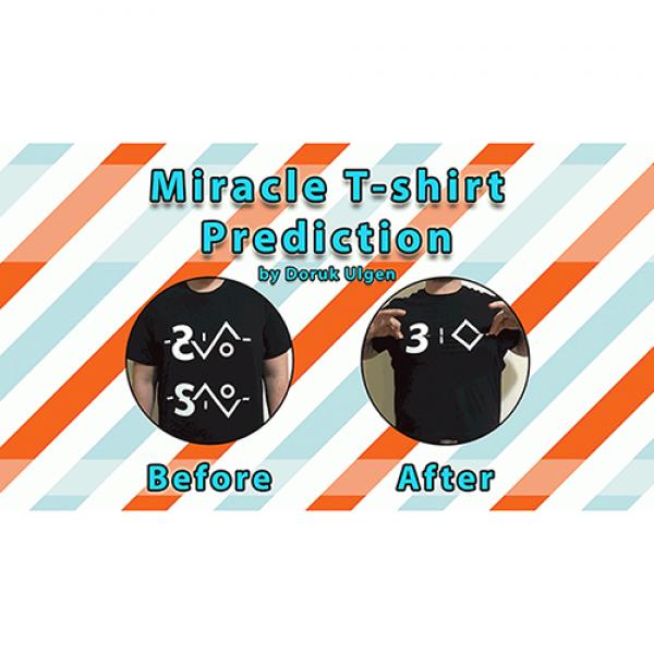 Miracle T-shirt Prediction (X-Large) by Doruk Ulge...