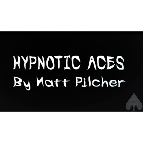 HYPNOTIC ACES by Matt Pilcher eBook DOWNLOAD