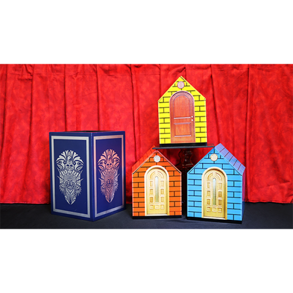 Color Changing Doll House by Mr. Magic