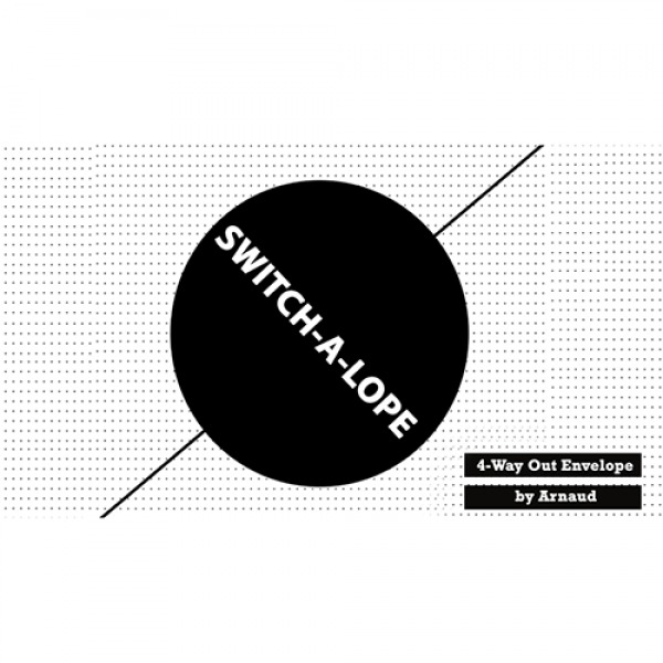 SWITCH-A-LOPE (Gimmick and Online Instructions) by...