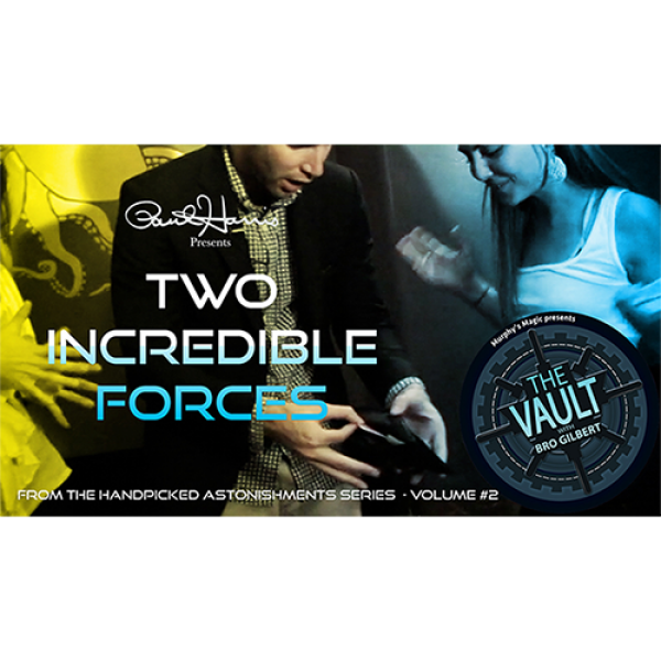 The Vault - Two Incredible Forces by Lubor Fiedler...