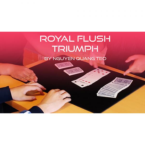 Royal Flush Triumph by Creative Artists video DOWN...