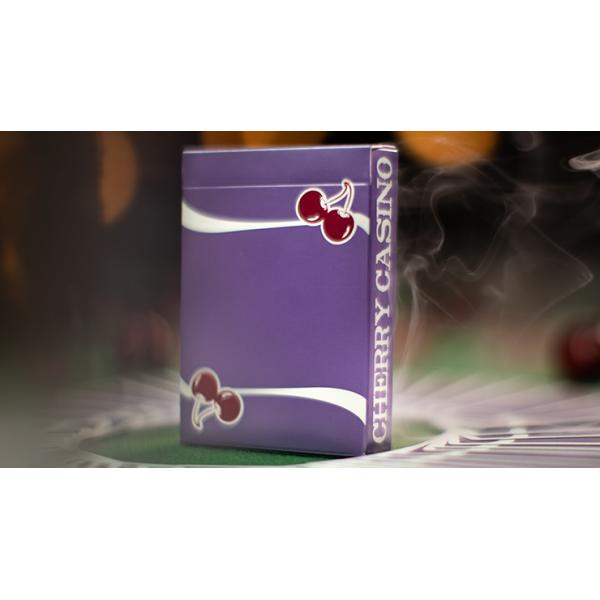 Cherry Casino Fremonts (Desert Inn Purple) Playing...