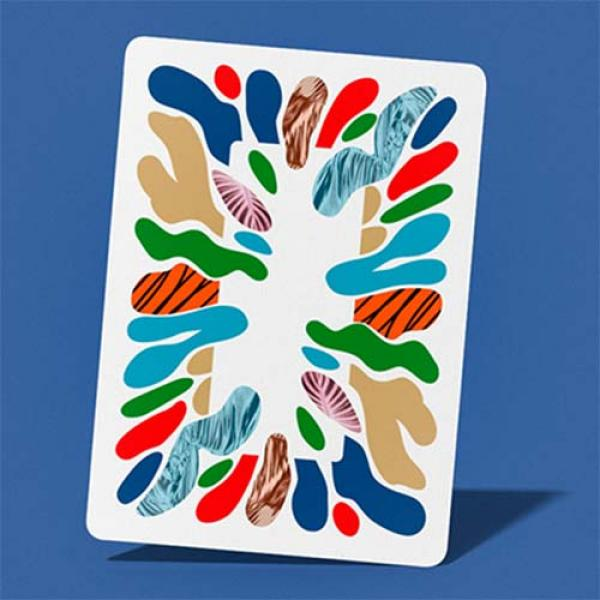 Limited Edition Splash Playing Cards by Pure Imagi...