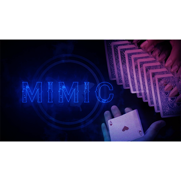 Mimic (DVD and Gimmick) by SansMinds Creative Lab ...