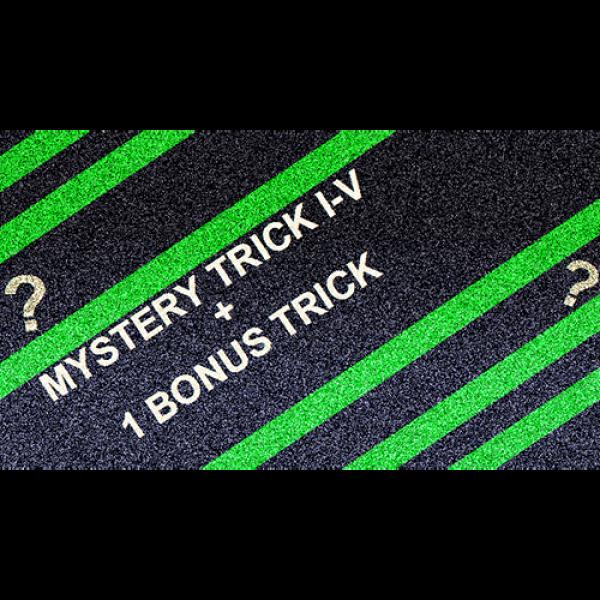 Mystery Trick I-V + 1 Bonus Trick by Matt Pilcher ...