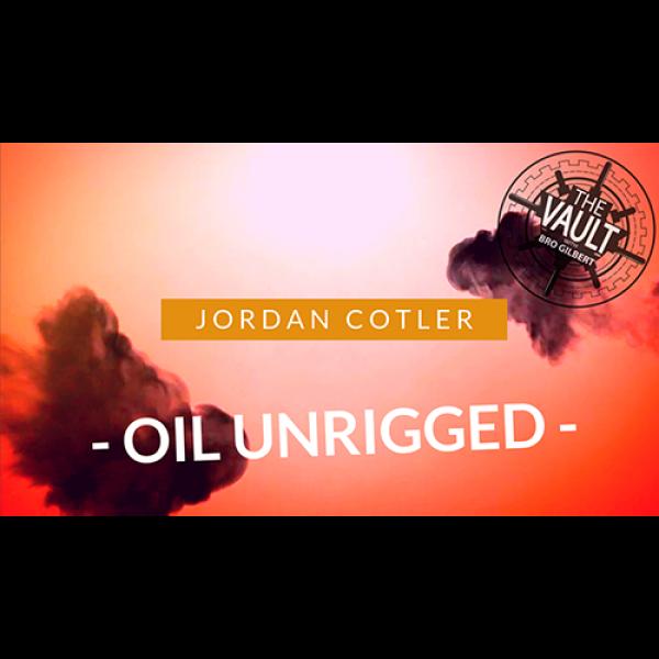 The Vault - Oil Unrigged by Jordan Cotler and Big ...