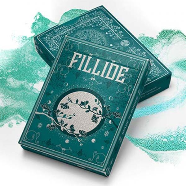 Fillide: A Sicilian Folk Tale Playing Cards (Acqua...